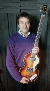 """Imagen de autor de Jesús García """"el Beatle"""""""