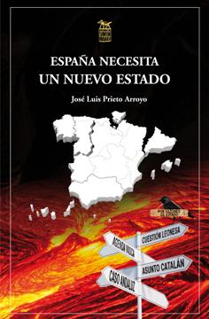 Imagen de 2 DE MARZO, LUNES, 19,30 H.(LEÓN). PRESENTACIÓN: ESPAÑA NECESITA UN NUEVO ESTADO