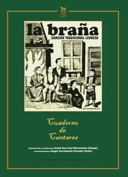 Imagen de LA BRAÑA. Cuaderno de cantares