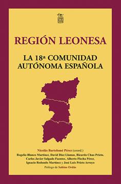 Imagen de REGIÓN LEONESA. 18ª COMUNIDAD AUTÓNOMA ESPAÑOLA